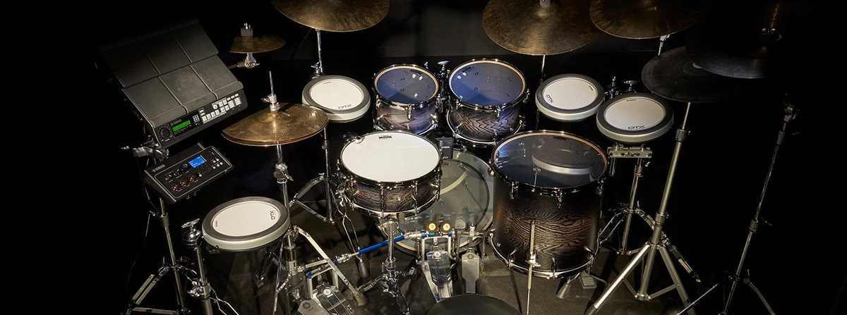 Yamaha Schlagzeug e-drums