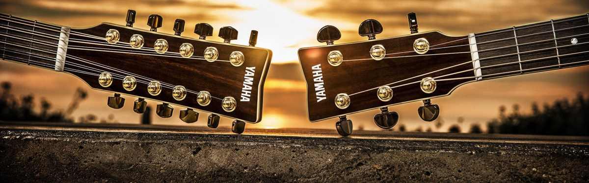 Yamaha Westerngitarren steel strings
